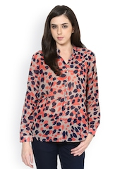 Martini Women Beige Printed Top