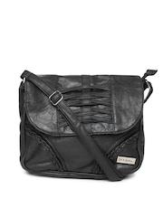 Mast & Harbour Black Sling Bag