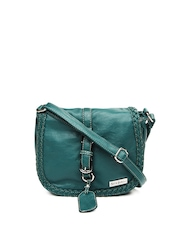 Mast & Harbour Green Sling Bag