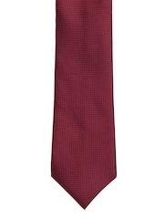 Mast & Harbour Maroon Tie