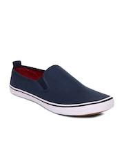 Mast & Harbour Men Blue Casual Shoes