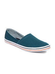 Mast & Harbour Men Blue Casual Shoes