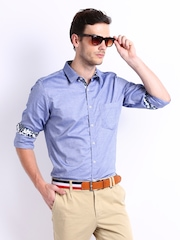 Flat 50% Off on Mast & Harbour Casual Shirts for Men at Myntra