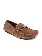 Mast & Harbour Men Brown Loafers