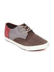 Mast & Harbour Men Brown Casual Shoes