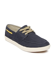 Mast & Harbour Men Navy Casual Shoes
