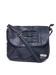 Mast & Harbour Navy Sling Bag