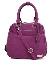 Mast & Harbour Purple Handbag