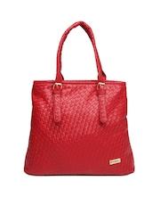 Mast & Harbour Red Oversized Handbag
