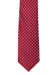 Mast & Harbour Red Tie