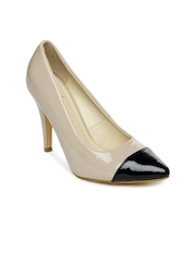 Mast & Harbour Women Beige Pumps