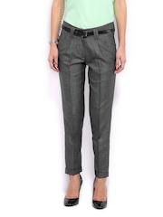 Women Grey Marina Formal Trousers Mast & Harbour 265829