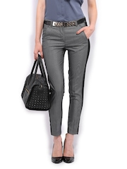 Women Grey Formal Trousers Mast & Harbour 265847