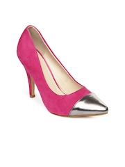 Mast & Harbour Women Pink Pumps
