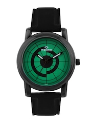 Maxima Attivo Men Green Dial Watch