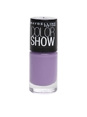 Maybelline Color Show Blackcurrant Pop Nail Polish 402