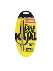 Maybelline The Colossal Deepest Black Kajal