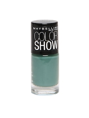 Maybelline Color Show Fantasea Green Nail Polish 302