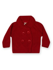 MeeMee Kids Red Cardigan