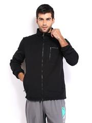 Merrell Men Black Soft Shell Jacket