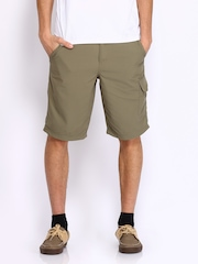 Merrell Men Khaki Shorts