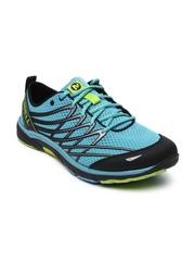 Merrell Men Blue Bare Access 3 Running Shoes