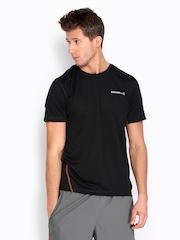 Merrel Men Black T-shirt