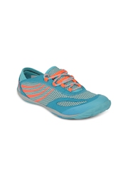 Merrell Women Equinox Pace Glove Barefoot Off-Road Running Shoes