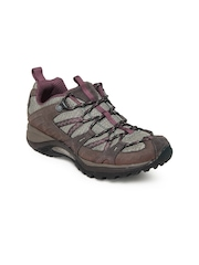 Merrell Women Brown Siren Sports Shoes