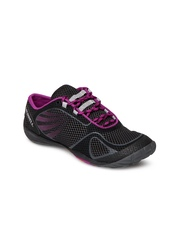 Merrell Women Black Pace Glove 2 Sports Shoes