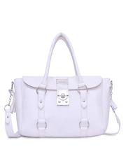 Moda Desire White Handbag
