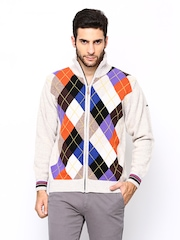 Monte Carlo Men Beige Sweater
