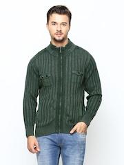 Monte Carlo Men Green Sweater