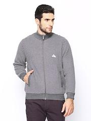 Monte Carlo Men Purple & Grey Pullover