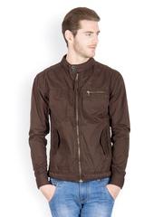 Monteil & Munero Men Brown Jacket