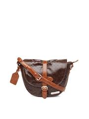 Murcia Brown Sling Bag