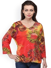 My Addiction Women Multicoloured Printed Top