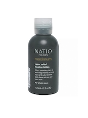 Natio Men Maximum Razor Relief Healing Aftershave Lotion