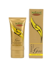 Natures Essence Gold Massage Cream