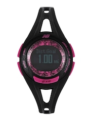 New Balance Women Black Digital Watch 28-903-001