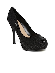 New Look Women Black Pumps