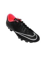 Nike Black Mercurial Victory V Hg-v   Football  Sports Shoes
