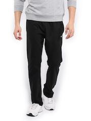 Nike Men Black Crusader Track Pants
