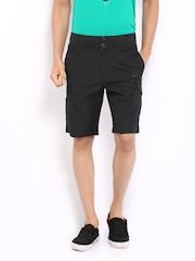 Nike Men Black Shorts