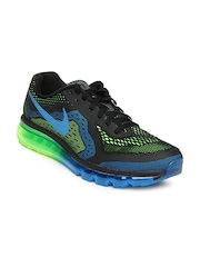 Nike Men Black Air Max Sports Shoes