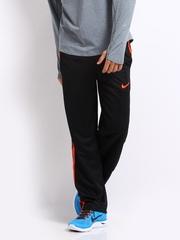 Nike Black TS Batmen     Cricket  Track Pants