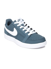 Nike Men Blue Dynasty Lite Low Casual Shoes