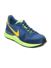Nike Men Blue Lunar Internationalist Casual Shoes