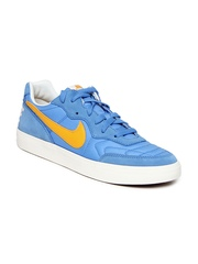 Nike Men Blue NSW Tiempo Trainer Casual Shoes