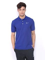 Nike Blue Matchup Polo     NSW  Tshirts